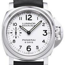 Panerai Luminor Marina 8 Days Acciaio PAM563