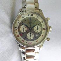 JeanRichard Chrono Bressel 300 GMT 1/300 w/ Pocket Watch