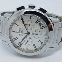 Zenith Port Royal El Primero Mens Automatic 40mm Watch