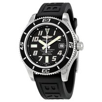 Breitling Superocean 42 Automatic Black Dial Men's Watch...