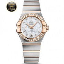 Omega - CONSTELLATION OMEGA CO-AXIAL MASTER CHRONOMETER SM