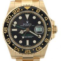 勞力士 (Rolex) GMT II ref. 116718 Oro Giallo 06/2009 art. Rg1286