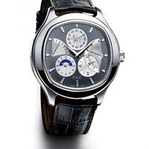 Piaget [NEW] Black Tie Emperador Cushion Watch GOA33018