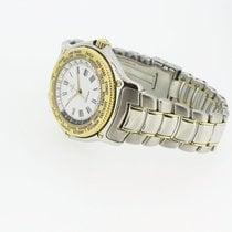 Ebel Voyager GMT Worldtime Stahl/Gold 18Karat