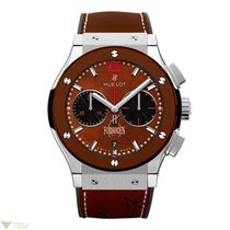 Hublot Classic Fusion Forbidden X Titanium Brown Ceramic Men`s...
