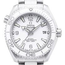 Omega Seamaster Planet Ocean Master Chronometer 39,5 Weiß