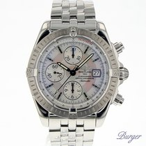 Breitling Chronomat Evolution MOP Dial