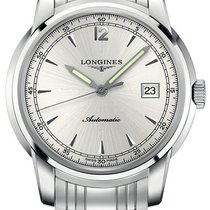 Longines The Saint-Imier 41mm L2.766.4.79.6 Stainless Steel...
