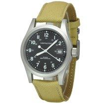 Hamilton Khaki Field Mechanical Officer H69419933 Watch