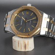 Audemars Piguet Royal Oak Date 18kt Gold/Stahl