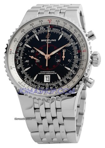 Breitling Montbrilliant Legende Mens Watch A2334021-B871SS