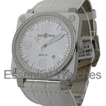 Bell & Ross BR03 92 Auto Ceramic Diamond Bezel