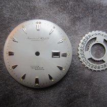 IWC Silberstrahlen Zifferblatt für IWC Ingenieur 666 AD