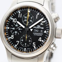 Fortis Chronograph Marinemaster Stahl Ref.B42