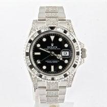 "Rolex GMT-Master II ref.116710 Diamond ""New"""