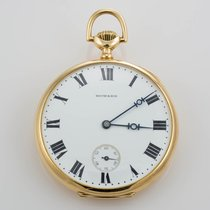 Howard 14k Yellow Gold 1912 Pocketwatch Size 12