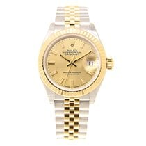 Rolex Lady Datejust Gold And Steel Gold Automatic 279173CH_J
