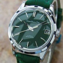 Citizen Homer Date Rare Manual Mens Made In Japan Stainless...