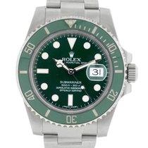 """Rolex Anniversary """"HULK"""" Submariner"""