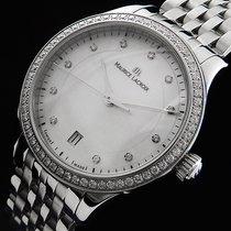 Maurice Lacroix Les Classiques Tradition Date Diamond Damen...