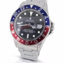 Rolex GMT-Master 1675 - Box & Rolex Service Papers