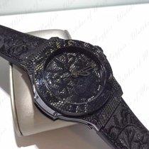 Hublot Big Bang Broderie All Black Diamonds 41mm