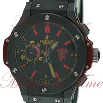"Hublot Big Bang 44.5mm ""Red Devil Manchester"", Black..."