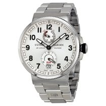 Ulysse Nardin Marine Silver Dial Stainless Steel Automatic...
