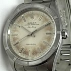 Rolex Air-King 14010 Precision Stainless Steel Petinaed Oyster