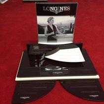 Longines Original Longines Display mit Ausziehfläche in Holzoptik