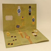 Patek Philippe Catalogue Flyer Booklet