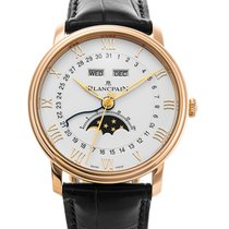 Blancpain Watch Villeret 6654-3642-55B