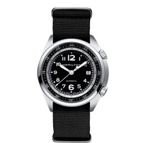Hamilton Men's H76455733 Khaki Aviation Pilot Pioneer  Watch
