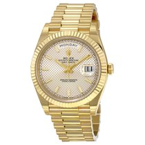 Rolex 228238 sdmip Oyster Perpetual Day-Date 40 yellow gold