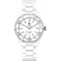 TAG Heuer AQUARACER Keramik Diamonds White WAY1396 BH0717