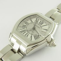 Cartier Roadster Gmt Xl 47mm Ref 2722 Herrenuhr Automatik...