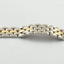 卡地亚 (Cartier) Panthere Stahl/gold Armband Bracelet 12mm...