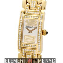 Audemars Piguet Promesse Promesse 18k Yellow Gold With...