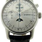 Eterna Complete Calendar Moonphase Chronograph Watch 8340.41.1...