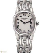 Patek Philippe Ladies Ellipse 18K White Gold Ladies Watch