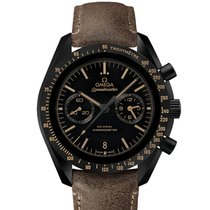 Omega Moonwatch Co-Axial Chronograph 44,25mm  Vintage Black