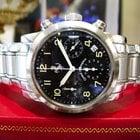 Girard Perregaux Ferrari Chronograph Ref: 8020 Steel Au...