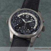 Girard Perregaux Ww.tc Chronograph Automatik Titan Ref 4980