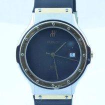 Hublot Quartz Mdm Geneve Damen Uhr 28mm Stahl/750 Gold Top...
