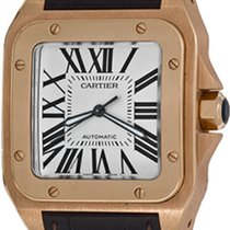 Cartier Santos 100 W20095Y1