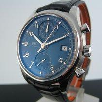 IWC Portugieser Chronograph Classic Laureus Sport IW390406