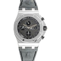 Audemars Piguet Royal Oak Offshore Mens Chronograph Watch...