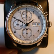 Longines Weems Chronograph Swissair Exclusive No.2