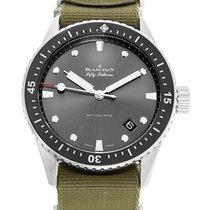 Blancpain Watch Fifty Fathoms 5000-1110-NAKA
