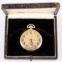 "Hamilton Vintage Gold Pocket Watch ""920"""